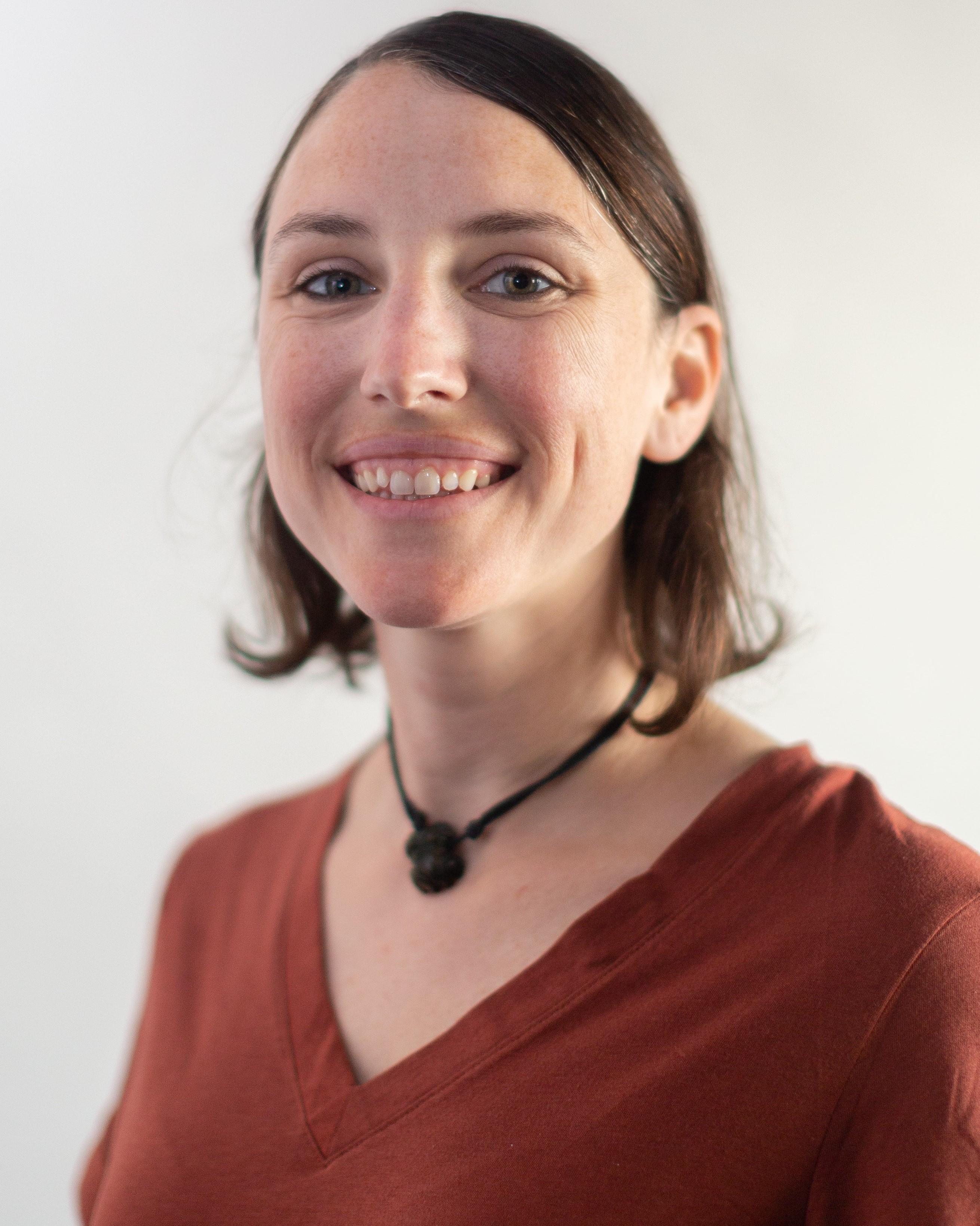 Mandy Morgan, VP Programs